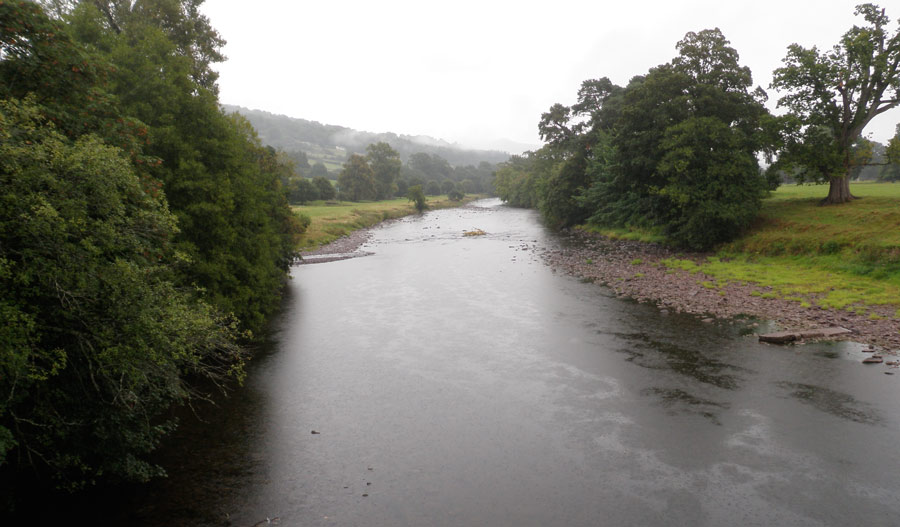 River corridor survey